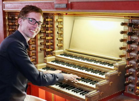 GEANNULEERD!Orgelconcert Gert van Hoef
