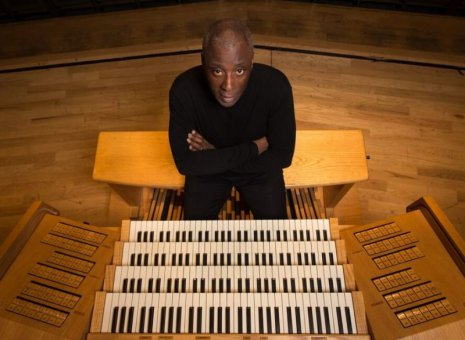GEANNULEERD!!! Orgelconcert Wayne Marshall