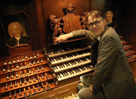 Orgelconcert Marco den Toom (25 jaar organist)