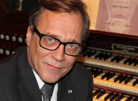 Orgelconcert op Tweede Paasdag Everhard Zwart (40 jaar Concertorganist)