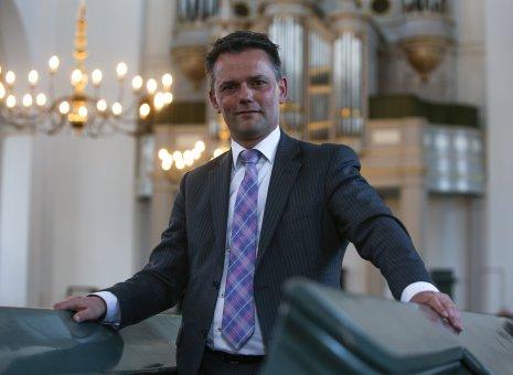 Orgelconcert André van Vliet