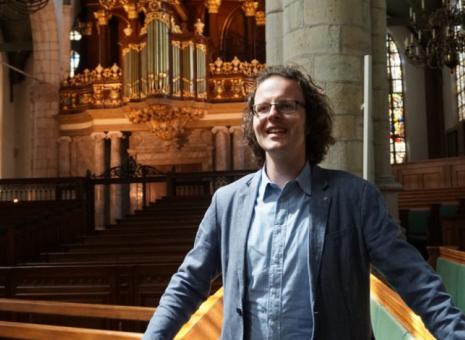 Orgelconcert Gerben Budding