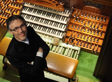 Orgelconcert Marco den Toom