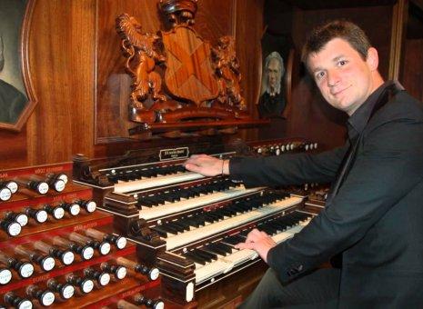 Concert d'orgue Olivier Penin