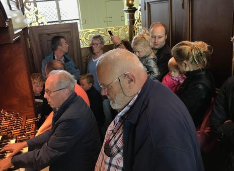 Open Monumentendag & Nationale Orgeldag. Vanaf 16.00 uur een orgelconcert