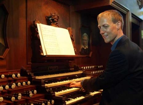 Geannuleerd!!! Orgelconcert Sjaak van Duijn
