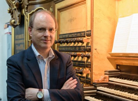 GEANNULEERD!!! Orgelconcert Vincent de Vries