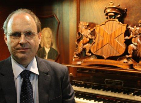 Orgelconcert Vincent de Vries (35 jaar organist)